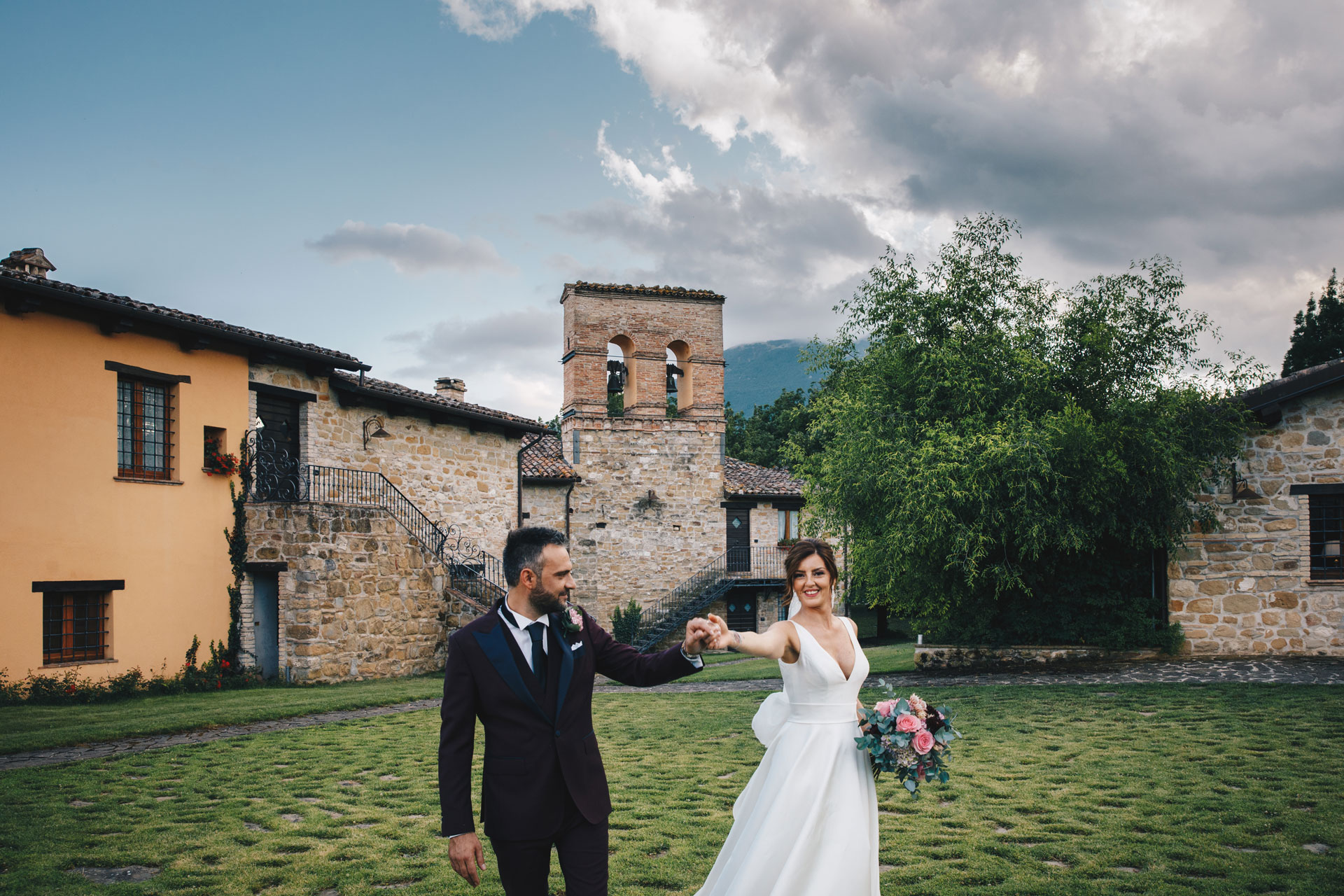 Destination Wedding a Borgo Lanciano