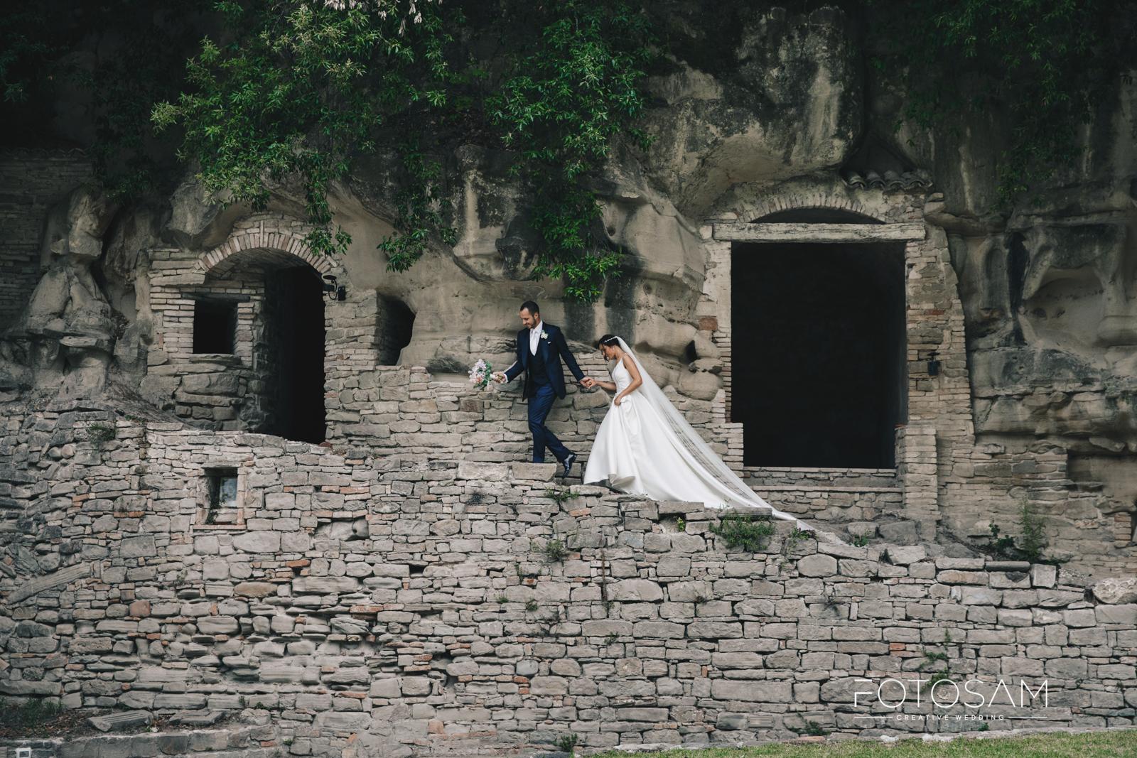 Matrimonio all'Eremo dei Frati Bianchi