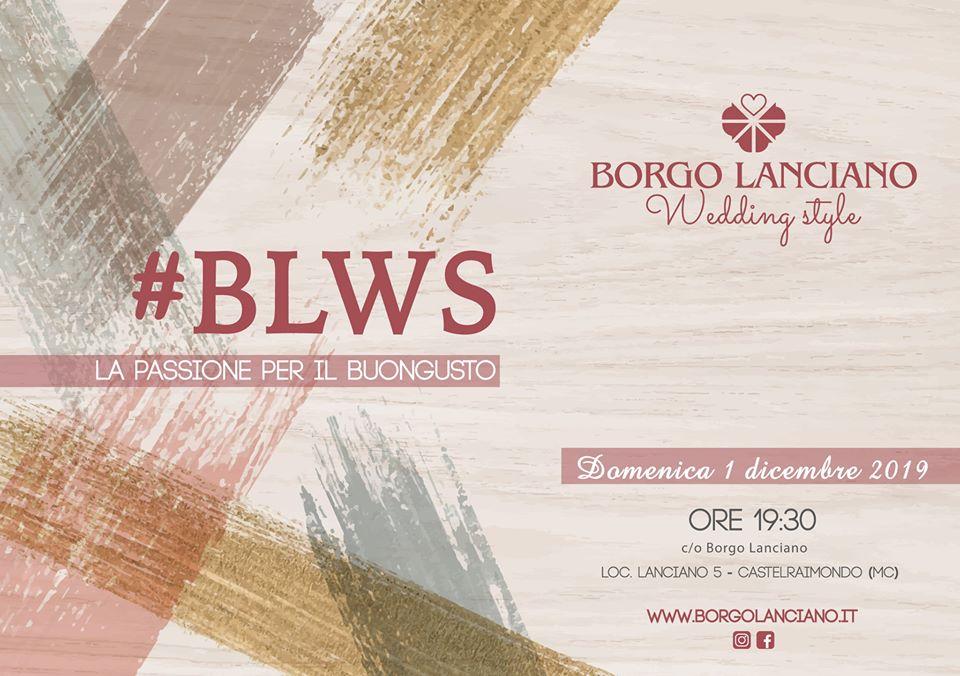 Borgo Lanciano #BLWS