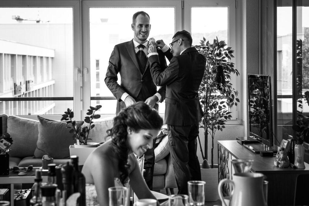 Matrimonio a Zurigo